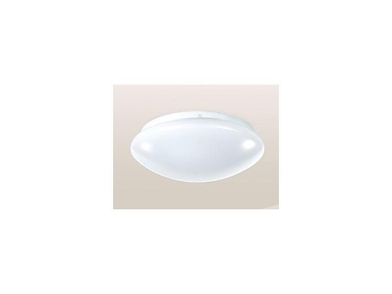 luminea high power led lampe mit radar bewegungsmelder 10 watt. Black Bedroom Furniture Sets. Home Design Ideas