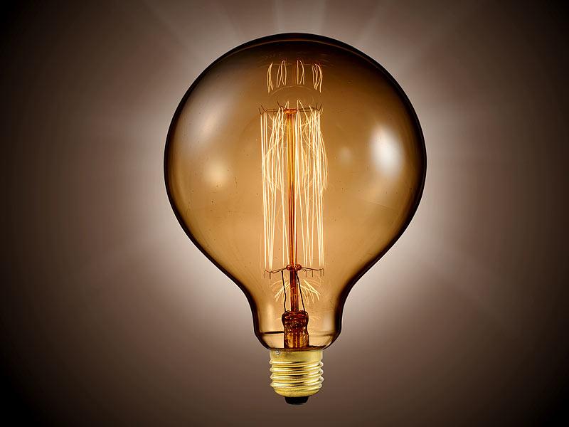 luminea produkte kohlefaden gl hbirne. Black Bedroom Furniture Sets. Home Design Ideas