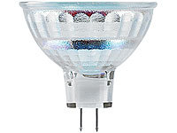 Luminea SMD-LED-Lampe GU5.3, 48 LEDs, warmweiß, 250 lm