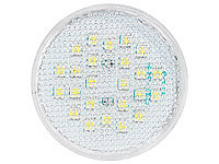 Luminea Highpower-LED-Lampe m. 24 SMD-LEDs,5W, GX53, Tageslicht, 320lm