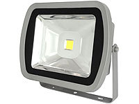 Luminea Wetterfester LED-Fluter im Metallgehäuse, 80 W, IP65 (refurbished)