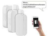 ; WLAN-LED-Streifen-Sets in RGB, kompatibel zu Amazon Alexa & Google Assistant WLAN-LED-Streifen-Sets in RGB, kompatibel zu Amazon Alexa & Google Assistant WLAN-LED-Streifen-Sets in RGB, kompatibel zu Amazon Alexa & Google Assistant